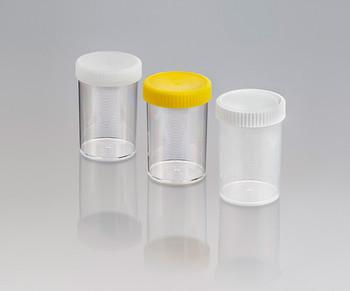 Screw Cap Container, Labelled, Sterile, 250ml (Carton of 147)