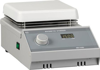 Digital Magnetic Stirrer, 180x180mm Plate