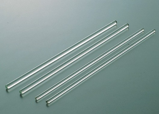 Borosilicate Glass Beaker Pack, Low Form (Pack of 7 Sizes with Glass Stirring Rod)