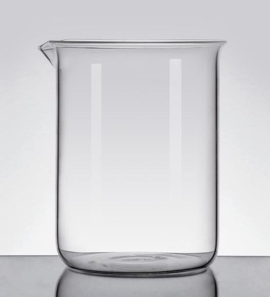 Quartz High Temperature Beaker, Low Form, 250ml