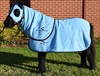 Mini size Arctic Fleece Rug and hood