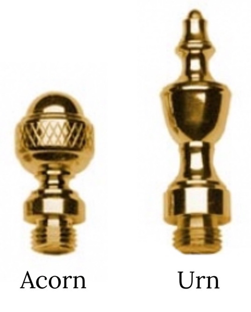 Premium Brass 3x3 Hinge