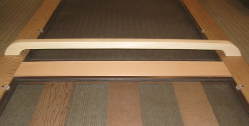 Wood Push Bar (For Montana Screen Doors)