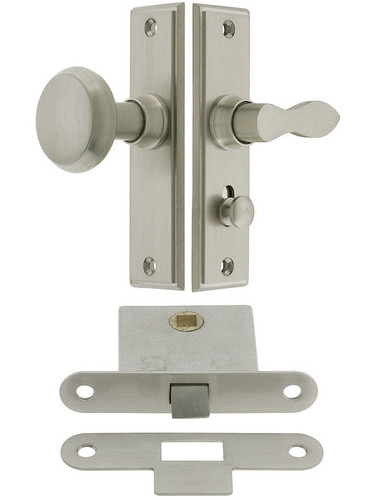 Rectangle Mortise Lockset