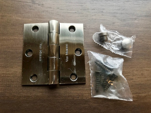 Premium 3x3 Hinge - Used (Scratches)