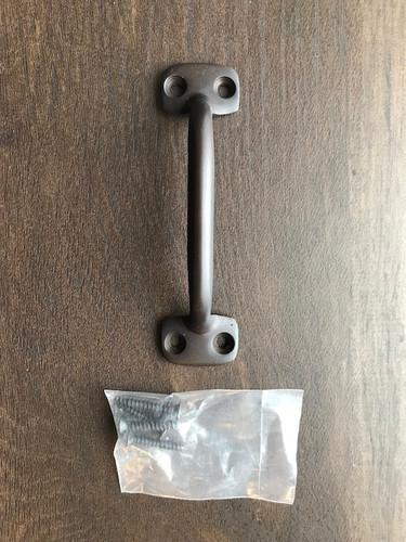 """3 1/2"""" Brass Pull - New"""