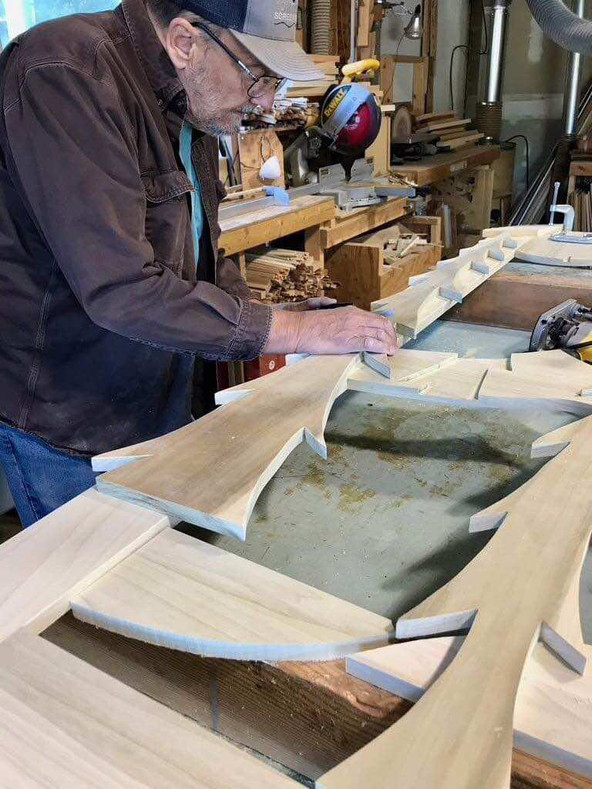 The Making of a Wooden Masterpiece
