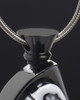 Black Plated Stainless Elegant Evening Keepsake Pendant