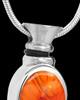 Silver Plated Tangerine Fly Away Butterfly Ash Keepsake