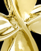 Gold Plated Timeless Cross Cremation Urn Pendant