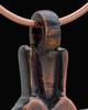 Copper Hallmark Cross Cremation Pendant