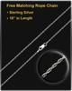 Stainless Military Medallion-Navy Urn Pendant