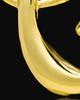 "Gold Plated ""C"" Keepsake Jewelry"