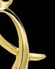 "Gold Plated ""I"" Keepsake Jewelry"