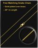 "Gold Plated ""L"" Keepsake Jewelry"