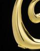 "Gold Plated ""O"" Keepsake Jewelry"