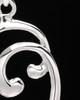 "Silver Plated ""Q"" Keepsake Jewelry"
