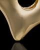 Gold Plated Stylish Heart Keepsake Jewelry