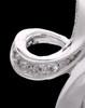 Sterling Silver March Fluid Cross Keepsake Jewelry