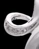 Sterling Silver May Fluid Cross Keepsake Jewelry