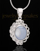 Silver Plated Guardian Keepsake Jewelry