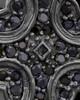 Black Plated Brilliance Keepsake Jewelry