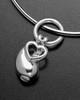 Sophisticate Together as One Cremation Bracelet
