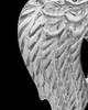 Urn Pendant Sterling Silver Angel Wings Keepsake