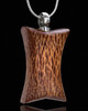 Memorial Jewelry Wood Infinity - Eternity Collection
