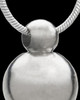 Keepsake Pendant Silver Plated Joyful - Eternity Collection