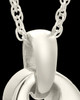 Keepsake Jewelry Solid 14K White Gold Charming Heart