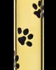 Pet Ash Pendant 14K Gold Paw Cylinder Keepsake
