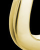 Cremains Locket Gold Vermeil Lucky Keepsake