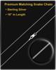 Memorial Necklace Prosperity - Sterling Silver - Engravable
