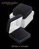 Black Plated Parental Love Cremation Urn Pendant