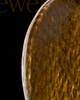 Men's Large Woodland Teardrop Urn Pendant