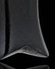 Men's Ebony Infinity Cremation Pendant