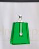 Verde Reverence Glass Reflection Pendant