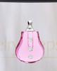 Pink Sprinkle Glass Reflection Pendant