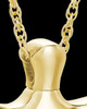 Keepsake Pendant Kester Cross - 14K Gold Plated