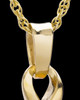 Gold Plated Forever Ash Jewelry
