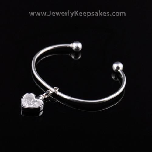 Remembrance Jewelry Bracelet Sterling Silver True Love