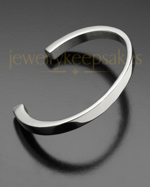 Stainless Steel Gentle Cuff Bracelet