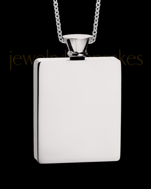 Cremation Jewelry for Men Mens Memorial Jewelry Men Urn Pendants