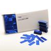 Blue Metallic Confetti - 2cm x 5cm - 1kg box