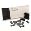 Black Tissue Confetti - 1/2kg box