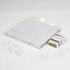 White biofetti - 1kg bag