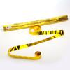 Gold Metallic Streamers - sleeve of 40