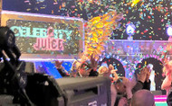 Confetti Cannons for Celeb Juice Live