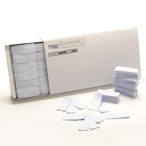 White Tissue Confetti - 1/2kg box